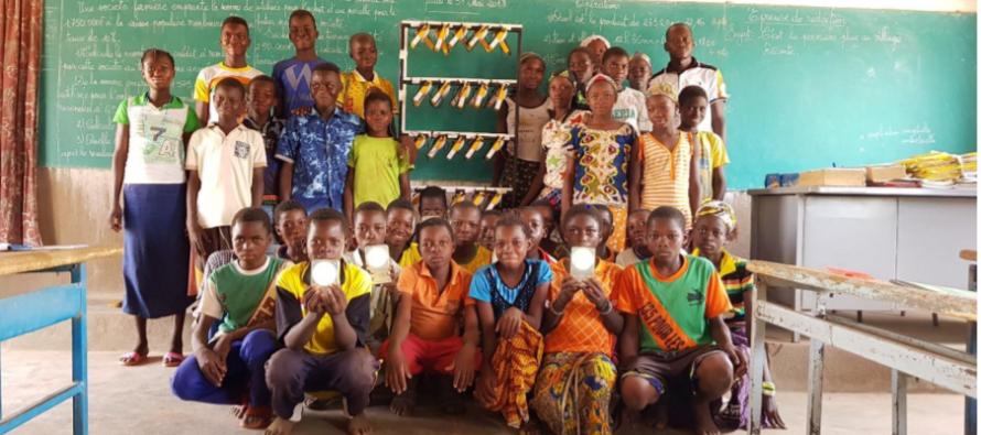 LAGAZEL inaugure une station solaire innovante pour les écoles africaines