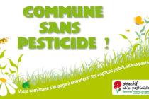 « Commune sans pesticide »