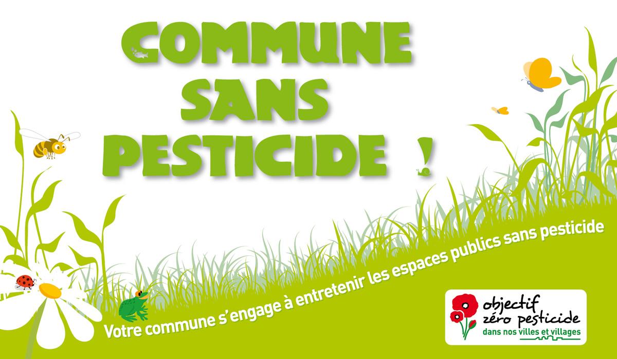 Commune sans pesticide