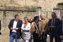 Denise Mayen Maire de Vêtre sur Arzon