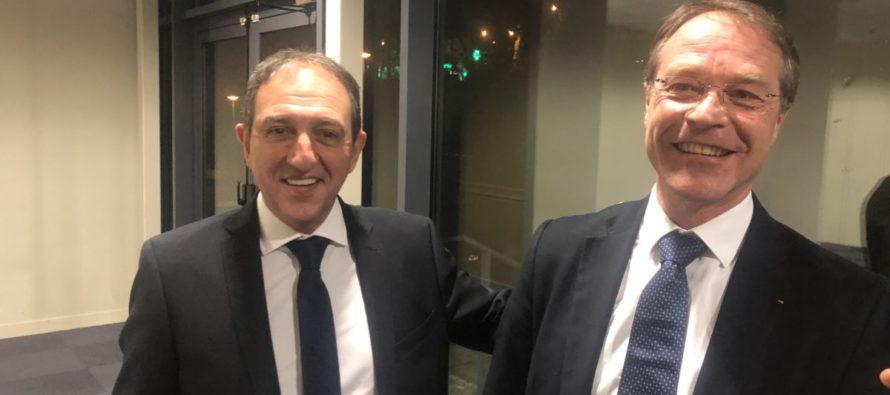 La cpme Loire reçoit le président cpme nationale