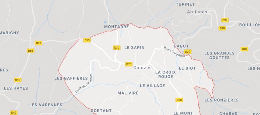 Municipales: Saint-Victor-sur-Rhins, Nollieux, Grézolles, Saint-Martin-la-Sauveté, Cuinzier