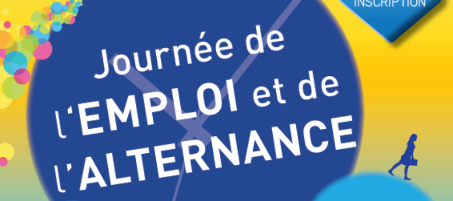 Mercredi 22 mai : journée de l'emploi et de l'alternance