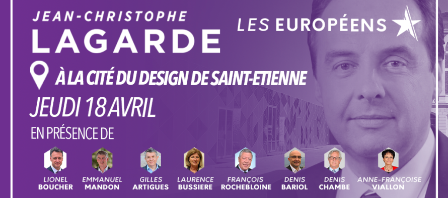 Lagarde et le design.