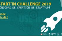 Le Start'In Challenge 2019 est lancé !