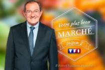 Le plus beau marché de France.