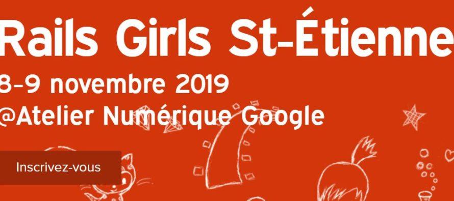 Rails Girls revient à Saint-Étienne pour la 3e édition.