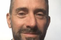 Christophe Bory candidat.