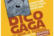 Cadeau de fin d'année typiquement stéphanois : le dico Gaga