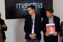 Reportage photos du lancement du magazine Maestria !