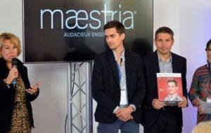 Lancement Maestria n°12