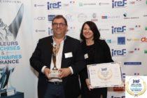 Grand Prix de la communication globale pour David Baldini, franchisé Temporis