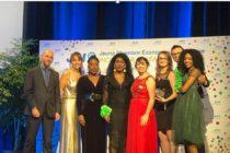 La JCE Saint Etienne récompensée lors du congrès national à Toulouse