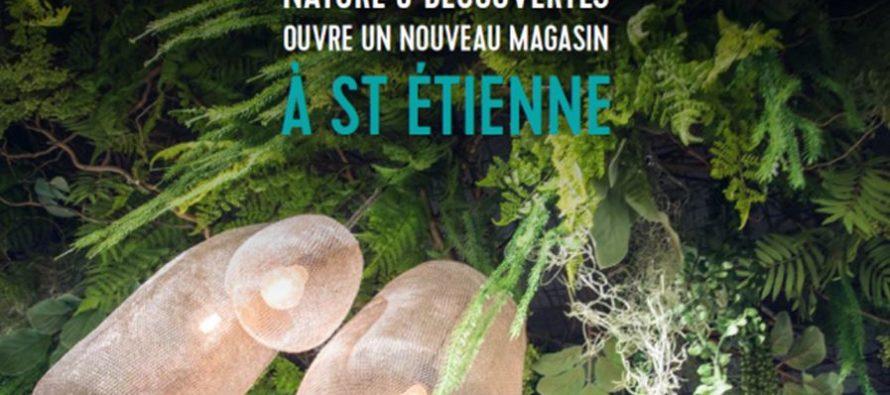NATURE & DECOUVERTES ouvre à Monthieu