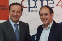 Nouvelle collaboration entre la CPME Loire et de l'Université Jean Monnet!